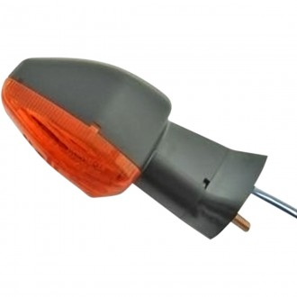 TURN SIGNAL E-MARK AMBER FRONT/REAR